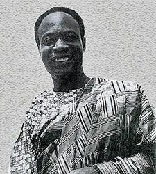 Dr. Kwame Nkrumah (Ghana)