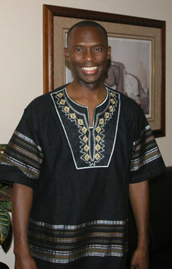 Dr. Daaim Shabazz, The Chess Drum