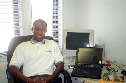 Dr. Daaim Shabazz of the The Chess Drum, the official website. Copyright ©, Daaim Shabazz.