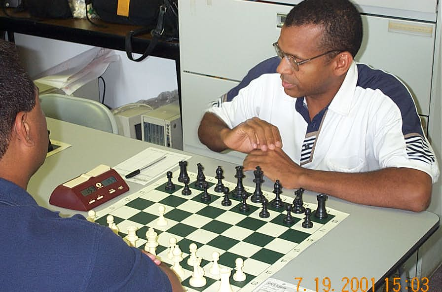FM Stephen Muhammad on verge of clinching IM norm.