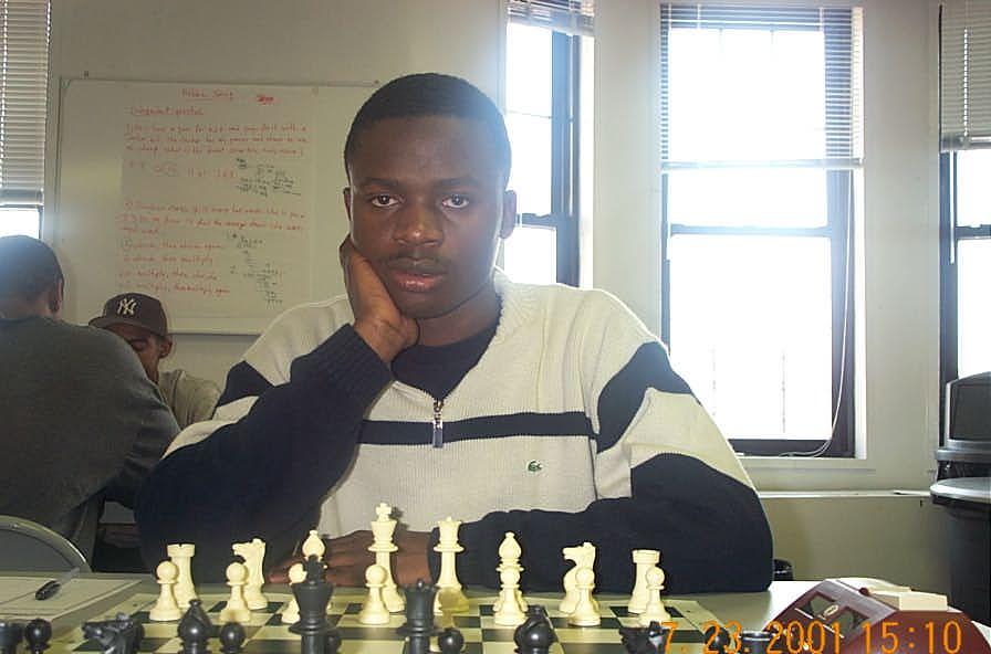 A future GM... IM Amon Simutowe!