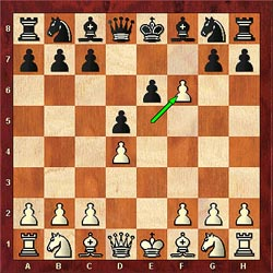 White plays exf6