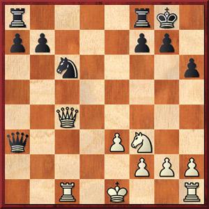 Simutowe-Abdel-Razik (after 17...Qc5-xa3)
