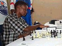 Askari Elson. Copyright © 2003, Barbados Chess Federation.