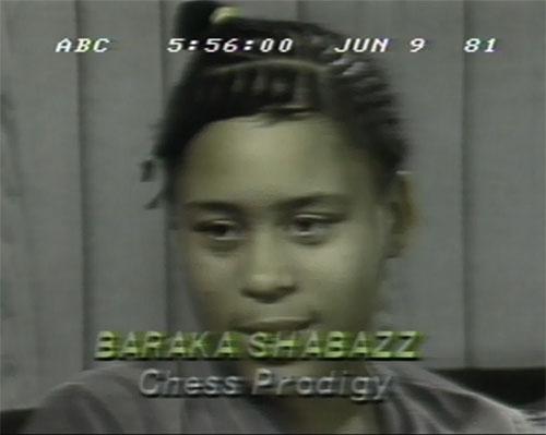 Baraka Shabazz