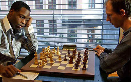 GM Pontus Carlsson vs. IM Espen Lie