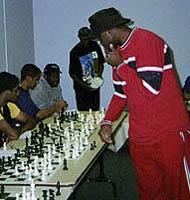 IM Oladapu Adu at Howard University.