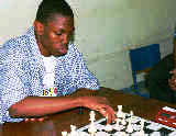 Daren Wisdom, 2002 Jamaican Junior Champion. Photo courtesy of Jamaican Ambassadors Academy.