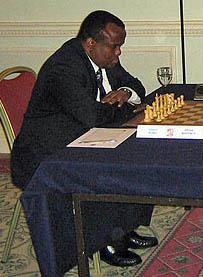 Jamaica's Duane Rowe
