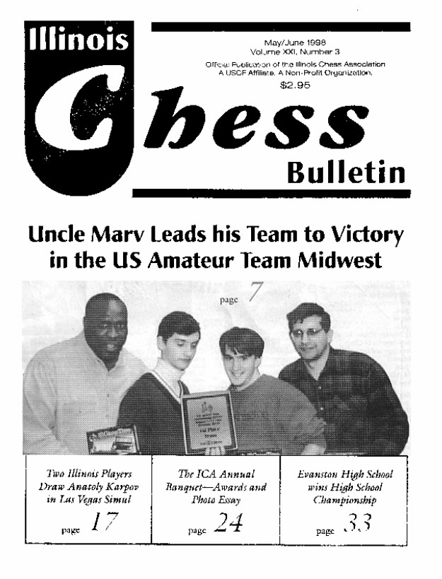 Marvin Dandridge leads U.S. Amateur Team Midwest
