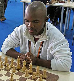Ignatius Njobvu (Botswana)
