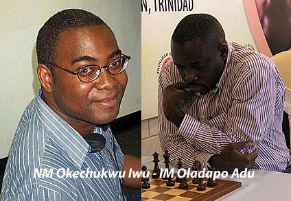 NM Okechukwu Iwu vs. IM Oladapo Adu