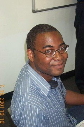 Dr. Okechukwu Iwu (Nigeria/USA)