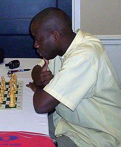 IM Oladapo Adu at Charlottesville Open