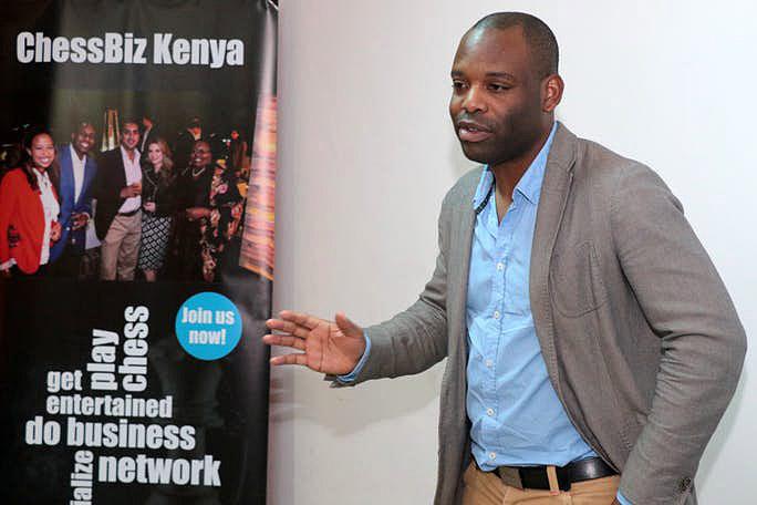 GM Pontus Carlsson in Kenya