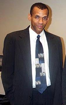 IM-elect Stephen Muhammad