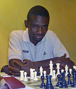 Stanley Chumfwa - Zambia