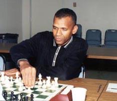 FM Stephen Muhammad. Copyright © 2002, Jerry Bibuld.