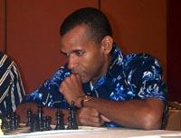 FM Stephent Muhammad. Copyright © 2002, Daaim Shabazz.