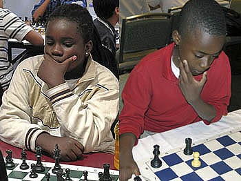 Justus Williams and Josh Colas are the two youngest Black masters in history making the ranking in just over 12 years.