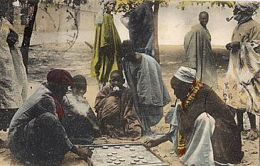 The tradition of draughts stretches far back in Moorish Africa.