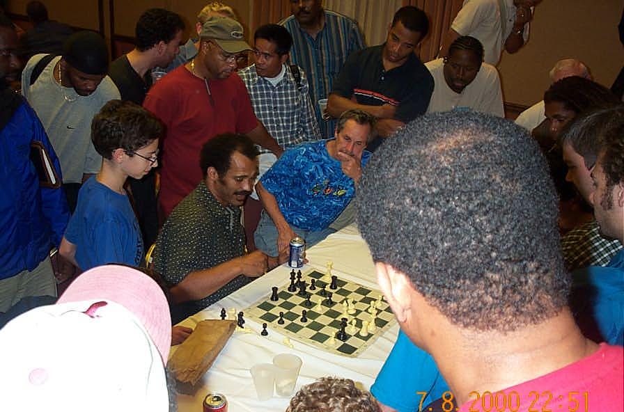 Emory Tate analyzing win over Sergey Kudrin