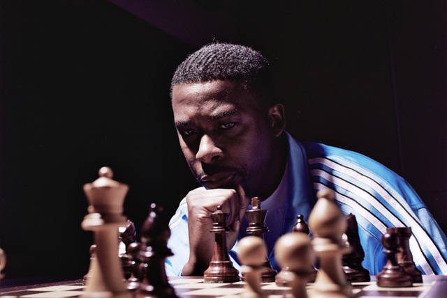GZA of the Wu Tang Clan