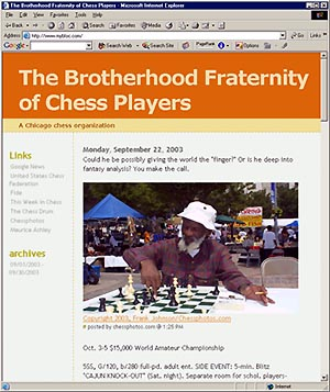 The Brotherhood Fraternity of Chess Players, http://www.mybfoc.com/