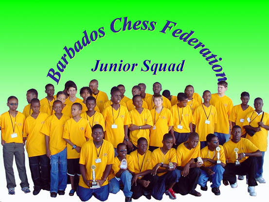 Trinidad and Tobago Junior Open 2003