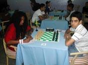 Ras Malaku Lorne, Jamaica vs FM Manuel Leon (2281) Mexico on Board 3