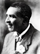 George Washington Carver, agronomist extraordinaire