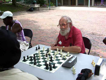 "Thomas Fineberg, ""Dean of Chicago Chess"""