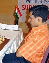 GM Krishnan Sasikiran