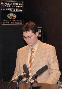 GM Peter Leko