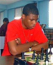 Christopher Buchanan, Jamaican Junior Champion'