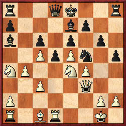 Final Position: Fischer-Harris, 1958 simultaneous  (New York City)