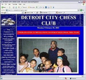 Detroit City Chess Club