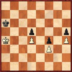 Final Position: Fischer-Harris, 1958 simultaneous  (New York City)