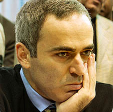 GM Garry Kasparov