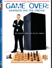 Game Over: Kasparov and the Machine. Due in stores May 2005!