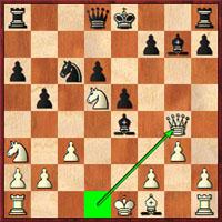 In Mulambe-Kawuma, white uncorks 14.Qg4!?