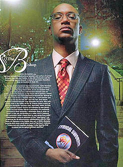 Adisa Banjoko... Lyrical Swords. Photo from lyricalswords.com.