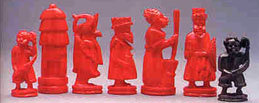 Malawi chess set