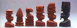 Malawi chess set