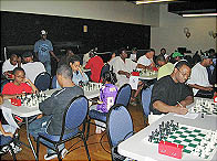 1st Eagle Chess Academy tournament. Photo by Eagle Chess Academy.