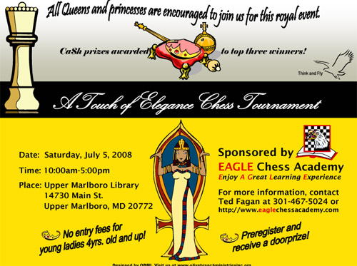 Eagle Chess Academy presents
