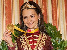 GM Alexandra Kosteniuk