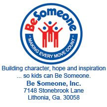 Besomeone, Inc. https://www.besomeone.org