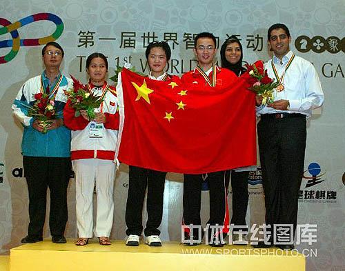 Vietnam (silver), China (gold), Iran (bronze)