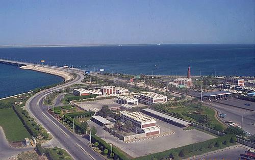 Bahraini-Saudi Causeway